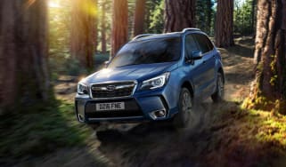Subaru Forester 2 0i XT review – What is the fastest