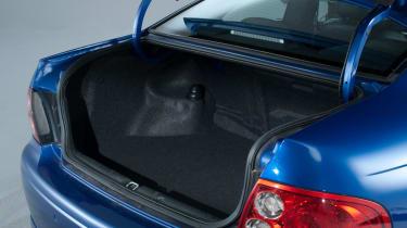 Vauxhall Monaro boot