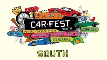 Chris Evans' Carfest South