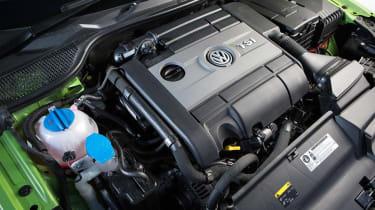 Volkswagen Scirocco R - engine