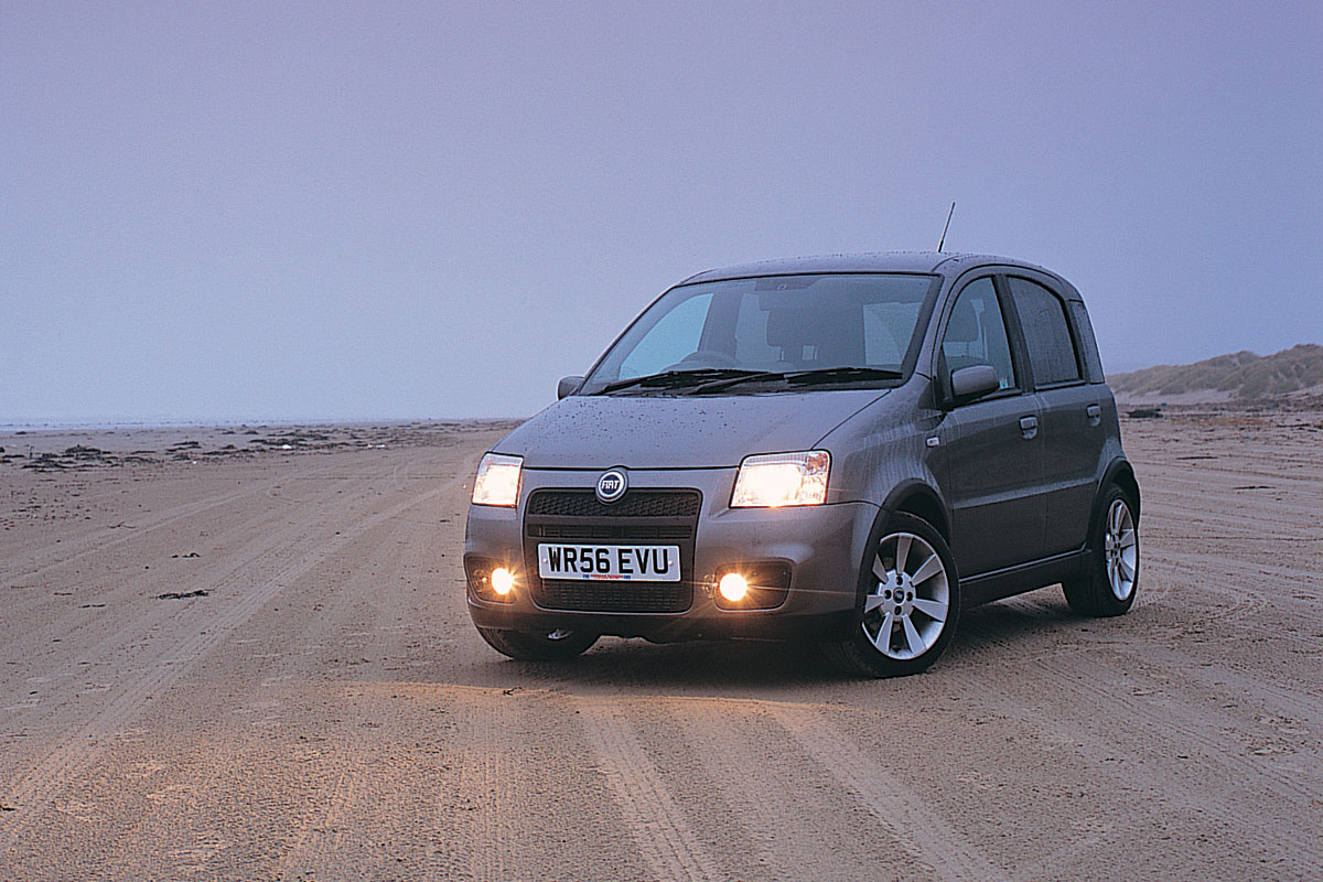 Fiat Panda 100HP (2006-2010) – review, history, prices and
