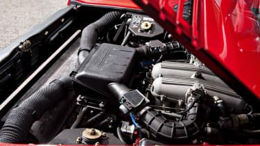 Ferrari 348 tB engine