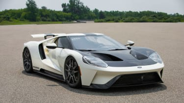Ford GT Heritage Edition - nose
