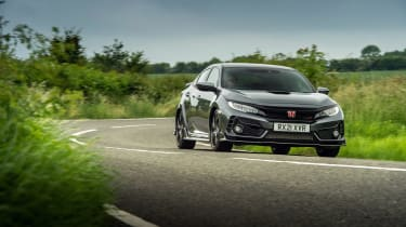 Honda Civic Type R Sport Line MY21 – front