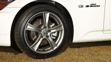 Honda S2000 wheel