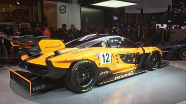McLaren Senna GTR Live - rear