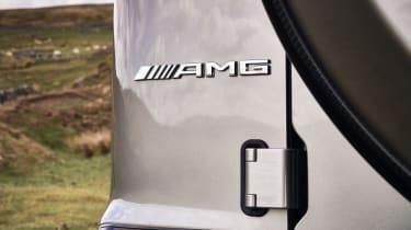 Mercedes-AMG G63 2018 UK