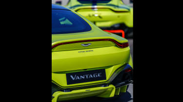 Aston Martin Racing Vantage GTE - rear lights