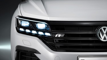 Volkswagen Touareg R-Line - lights