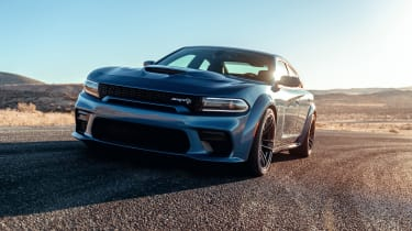 Dodge Charger SRT Hellcat Widebody front 2