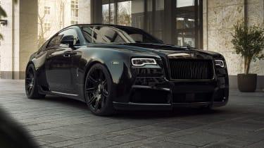 Novitec Rolls-Royce Wraith