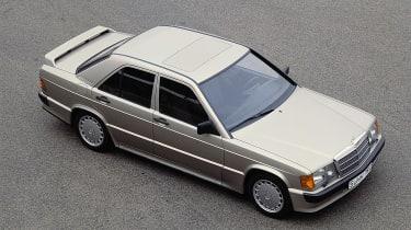 Mercedes-Benz 190 Cossie - top