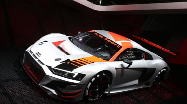 Audi R8 LMS GT3 - front