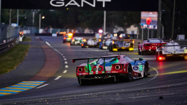 Le Mans 2017 - GT night