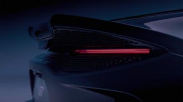 McLaren GT teaser