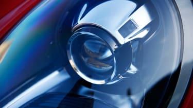 Porsche 911 Carrera T – headlight