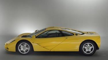 McLaren F1 - side