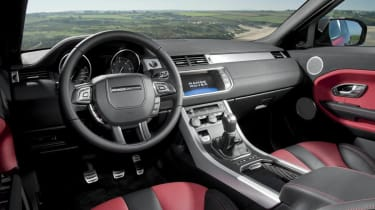 Range Rover Evoque prices and specifications