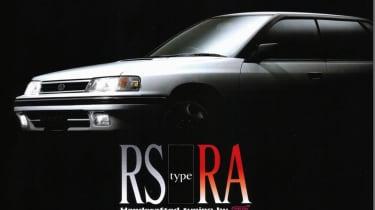 Legacy RS RA