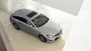 Mercedes-Benz CLS 63 AMG Shooting Brake unveiled