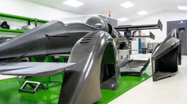 Rodin Cars New Zealand facility