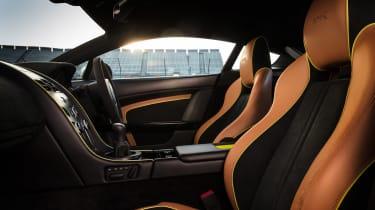 Aston Martin AMR Vantage - V12 interior