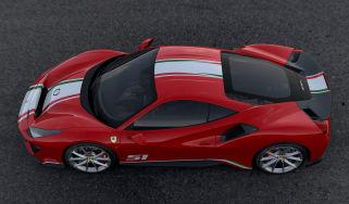 Ferrari 488 Pista Piloti Ferrari – top