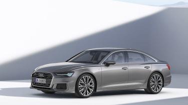 Audi A6 2018 - front quarter