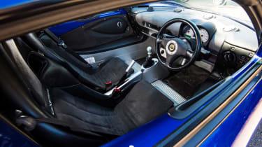 Lotus Exige S (S2) - interior