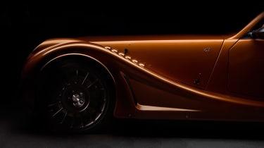 Morgan Aero GT – front wing side