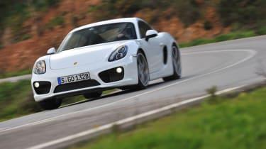 evo Magazine: April 2013 Porsche Cayman S