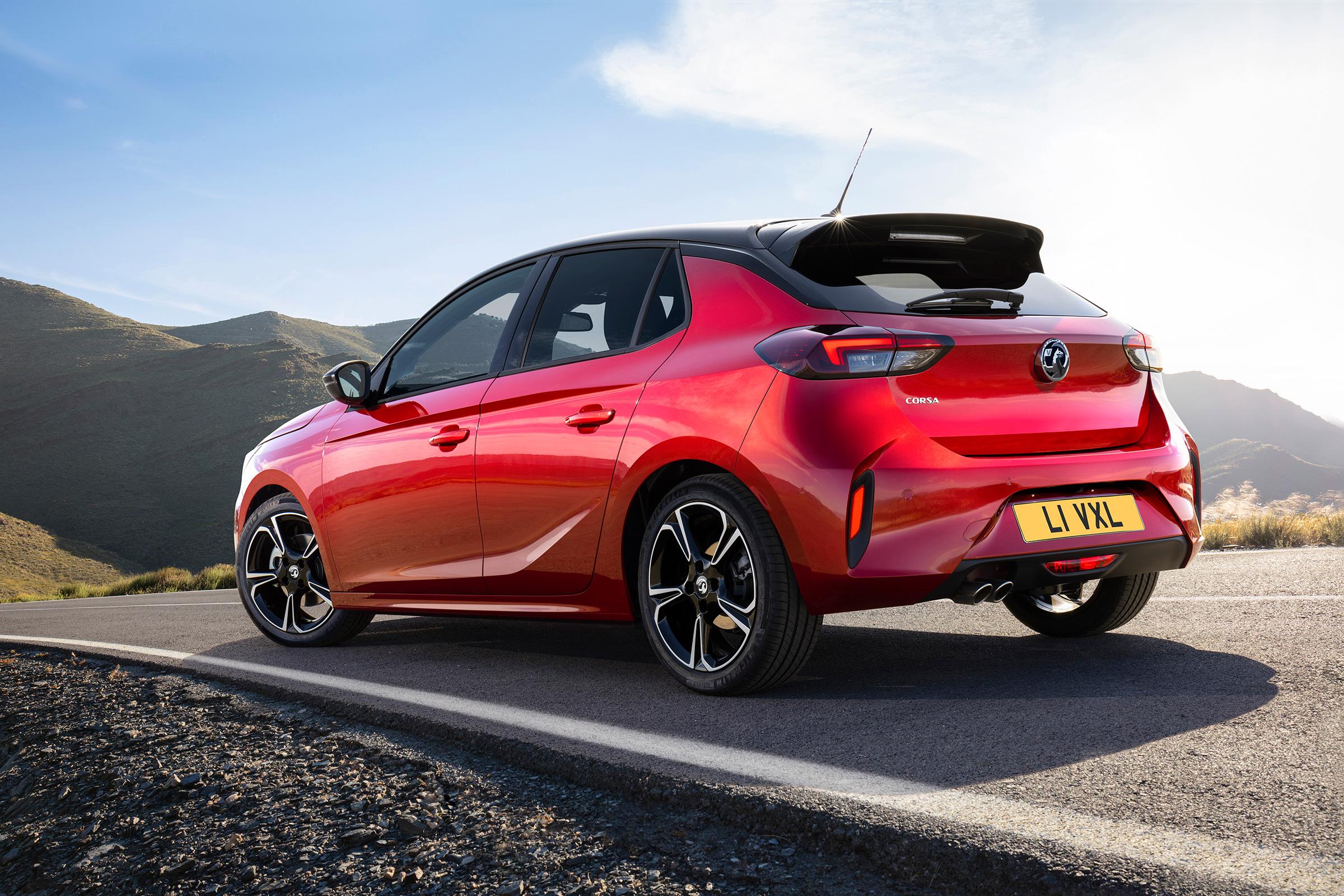 2020 Vauxhall Corsa VXR Review