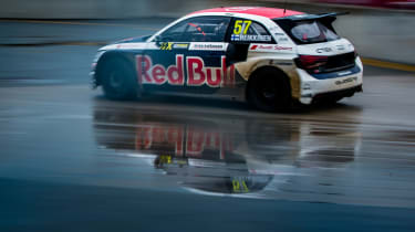 World RX R9 Canada - A1 wet road