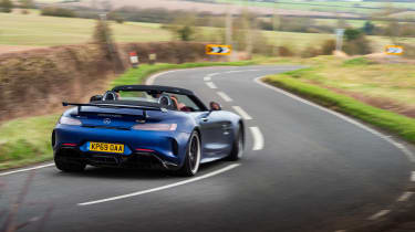 Mercedes-AMG GT R Roadster - 2021 rear