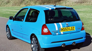 Renaultsport Clio 182 Cup