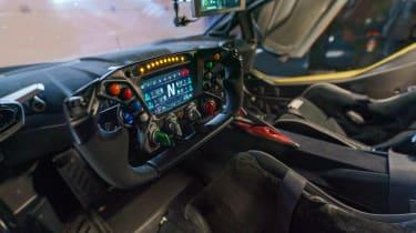 Lamborghini Essenza SCV12 – wheel