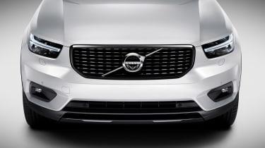 Volvo XC40 - nose