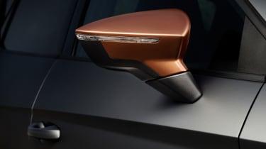 SEAT Leon Cupra R – wing mirror
