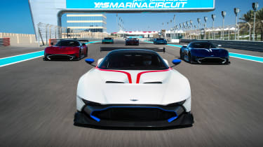 Aston Martin Vulcan -