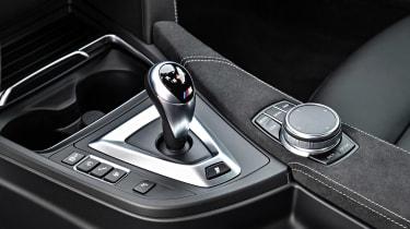 BMW M4 CS - interior detail
