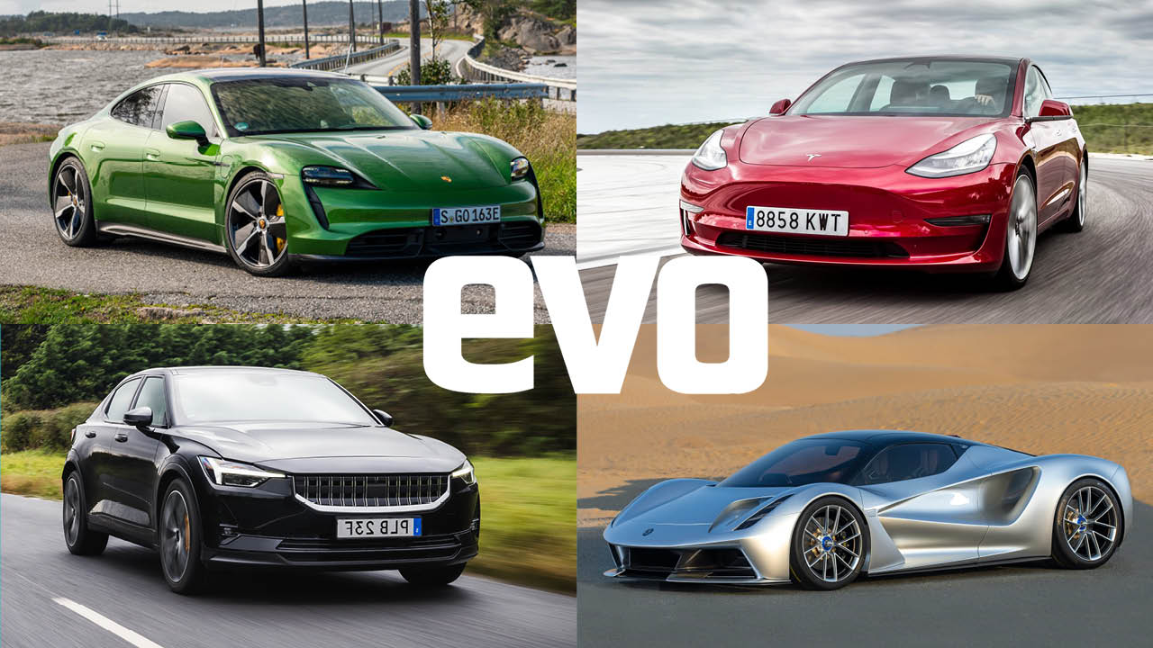 Best Electric Cars 2020 Evo