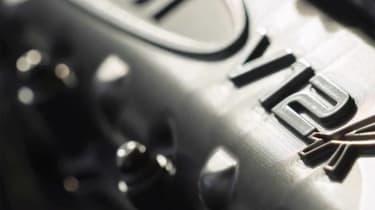 Pagani Huayra R engine