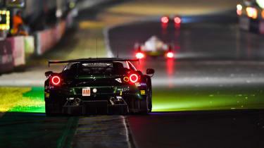 Le Mans 2017 - Ferrari rear