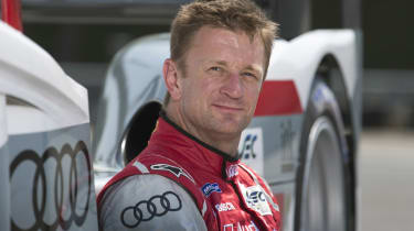 World Endurance Champion Allan McNish retires