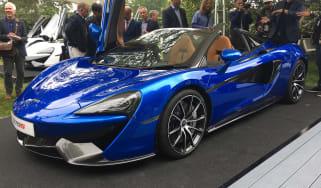 Goodwood Festival of Speed - McLaren 570S Spider