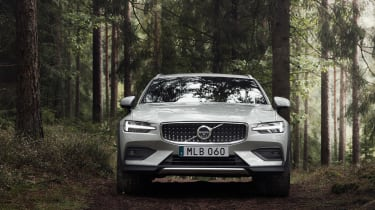 Volvo V60 Cross Country - nose again
