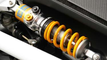 Ariel Atom 3.5R ohlins coilovers