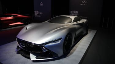 Infiniti Concept Vision GT