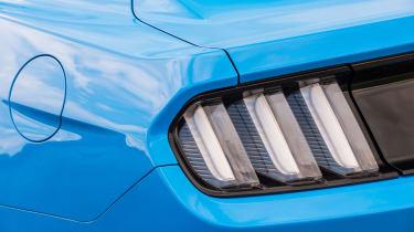Ford Mustang GT - Rear light