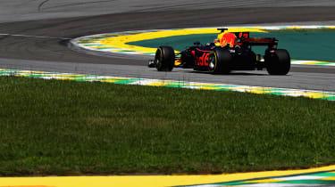 F1 Brazil - redbull
